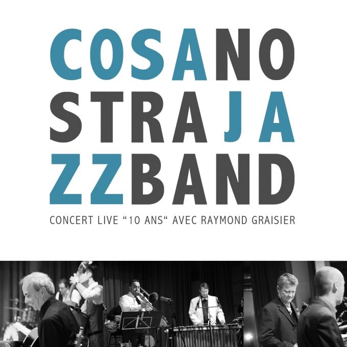 """Concert live """"10 ans"""""""