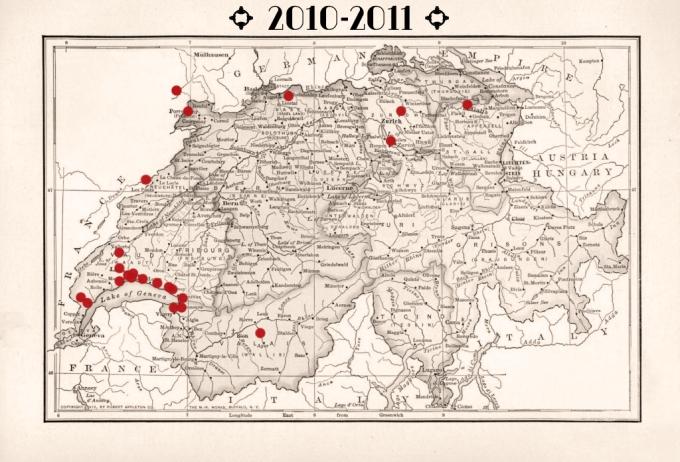 carte suisse 10-11