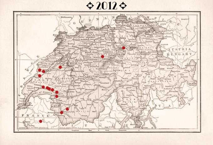 carte suisse 12