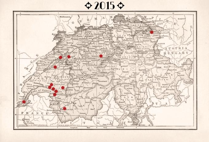 carte suisse 15